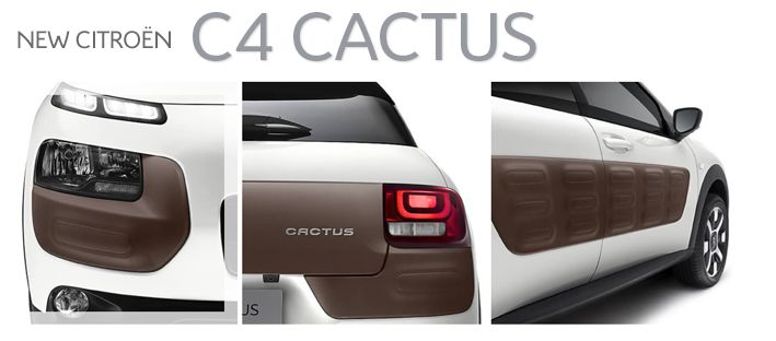 What do you think of the Airbump panels on the New C4 Cactus? - designed to protect the paintwork from dings and scrapes   http://www.allelectric.co.uk/citroen/