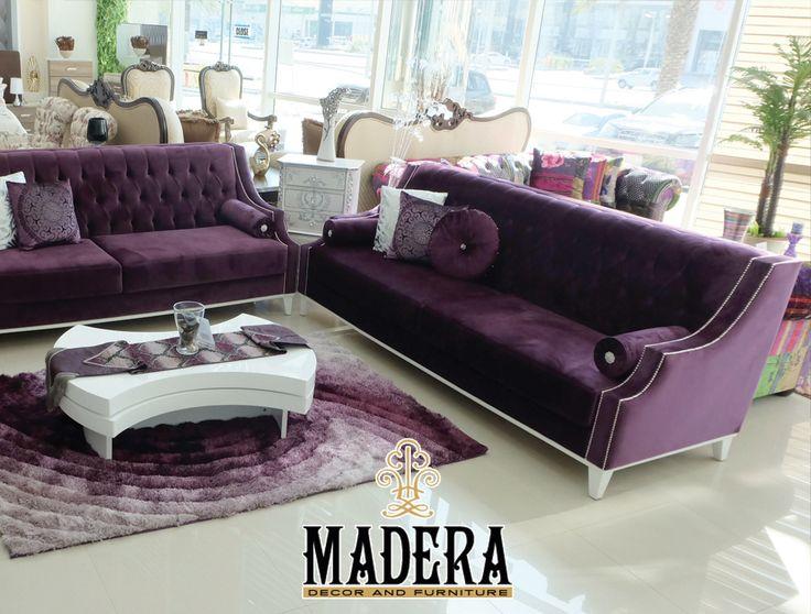 اناقة المنزل بأحدث تصميمات الاثاث من #MADERA
