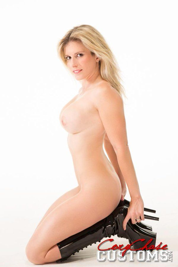 cory chase naked