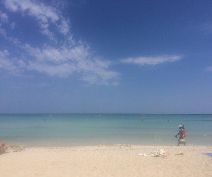 Playa del muro... Love it!!!