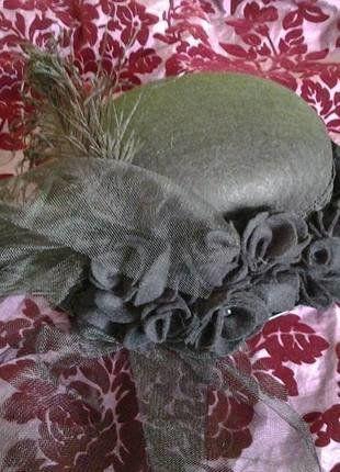 Kup mój przedmiot na #vintedpl http://www.vinted.pl/akcesoria/kapelusze-i-czapki/18910139-czarny-melonik-gotycki