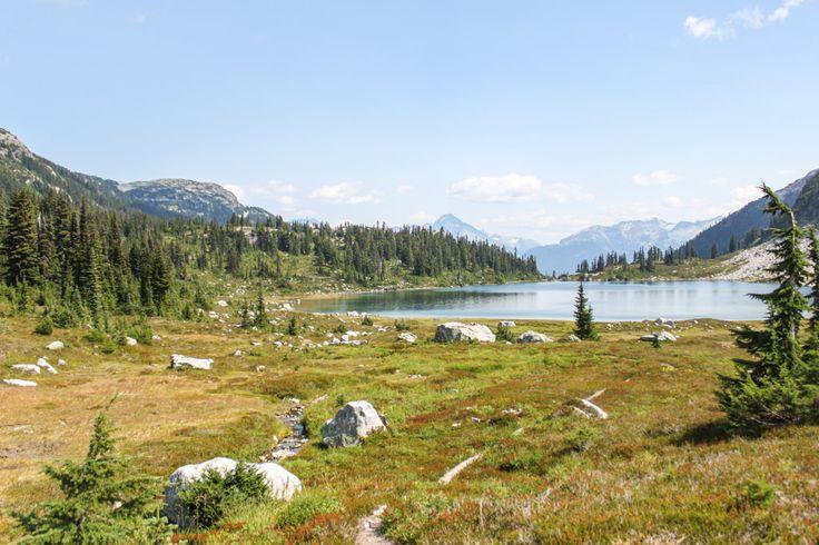 Rainbow Lake: Whistler- Intermediate, 6hrs, 16km, 850m elv. gain