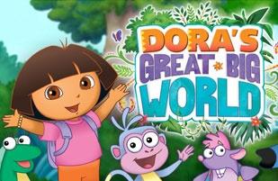 Dora Exploratoarea