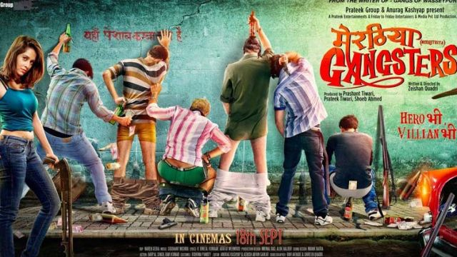 Meeruthiya Gangsters (2015) Watch Full Hindi Movie