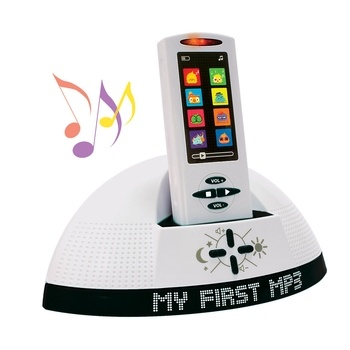 Toy MP3 with Docking Station in Holiday 2012 v1 from One Step Ahead