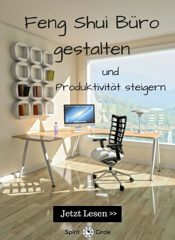 feng shui am arbeitsplatz mehr im westwing magazin feng. Black Bedroom Furniture Sets. Home Design Ideas