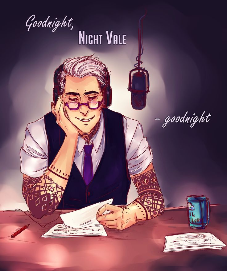 You eagerly await the next episode like it's a date with Carlos. /// 42 Stages of Obsessed with Welcome to Nightvale