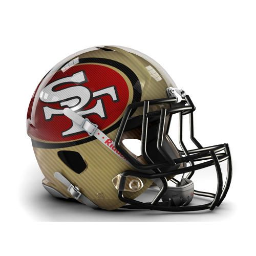 9 | See Bold Alternate Helmet Designs For All 32 NFL Teams | Co.Create | creativity + culture + commerce