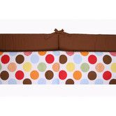 Found it at Wayfair - Baby and Me Bumper Pad