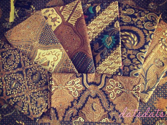 batik tulis Jogja