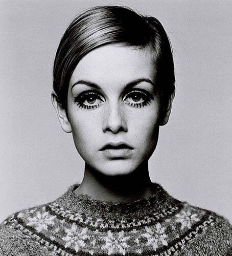 Brian Duffy, Twiggy on ArtStack #brian-duffy #art
