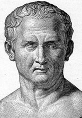 marcus tullius cicero the great roman persuader Marcus tullius cicero (106-43 bc) was born at arpinium to a wealthy local family by 70 bc he had established himself as the leading barrister in rome, and begun his political career his ambition was such that he was able to receive honours usually only given to members of the roman aristocracy.