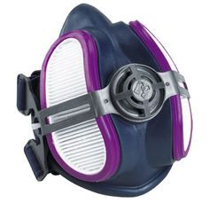 Miller LPR-100 Half Mask Respirator ML00894....got one. Works pretty good and fits good under a Jackson hood.