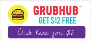 grubhub promo code for existing users 2019