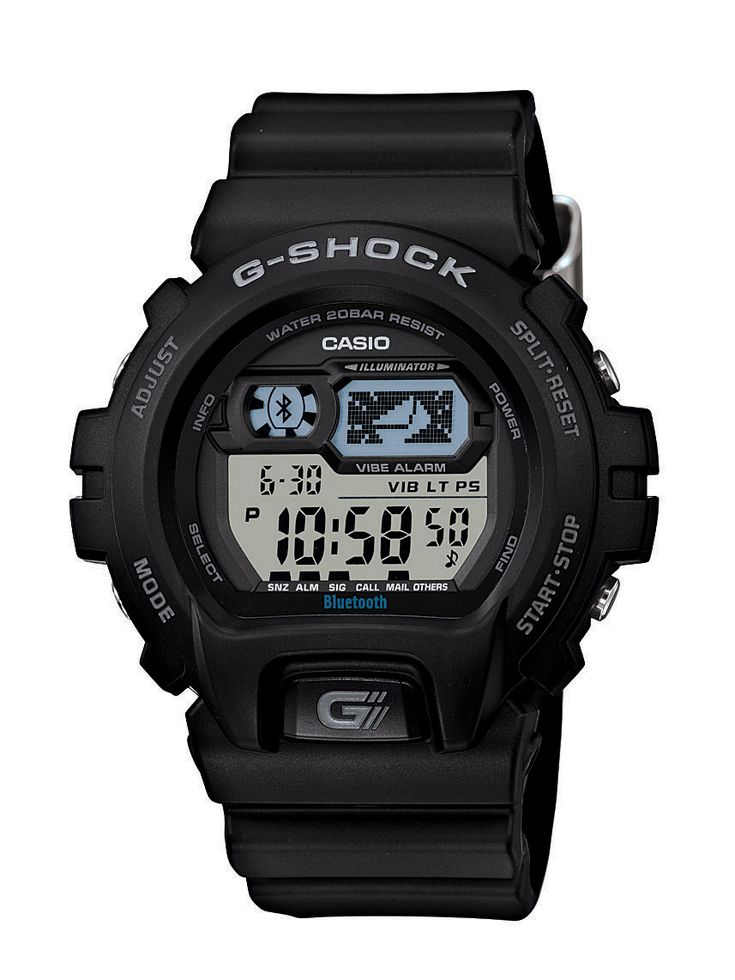 Casio G-Shock GB-6900B And GB-X6900B Bluetooth Watches With New Features For 2013