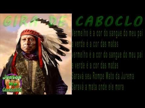 Pontos de Caboclo - Os Melhores da Gira de Umbanda + Letra