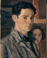 Albino Quevedo, autorretrato