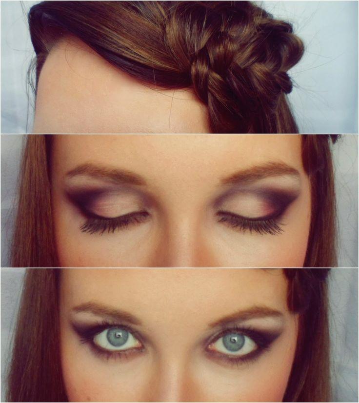 #makeup #cosmetic #smoke #blueeye JulieMcQueen: Makeup http://juliemcqueen.blogspot.ru/2014/09/makeup.html