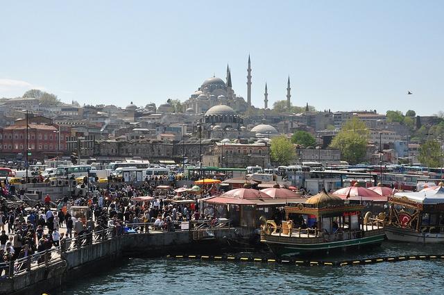 Εκδρομή στην Πόλη by Εκπαιδευτήρια Τσιαμούλη, via Flickr