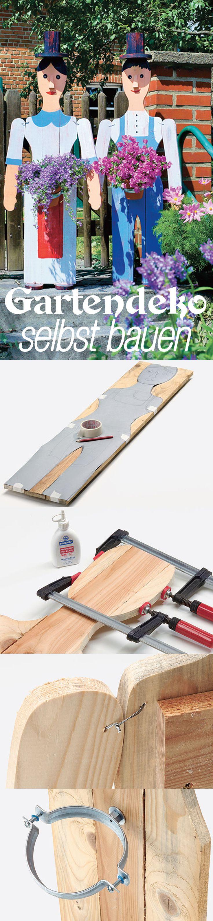 Elegant Gartendeko Holz Design