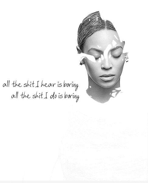Beyonce Lyrics  ...