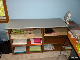 105 best Quilting room: Ironing board & tables images on Pinterest ... : wide ironing board for quilting - Adamdwight.com