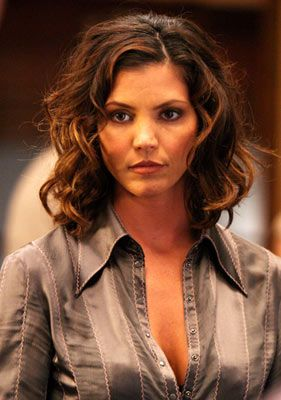 """Charisma Carpenter as Cordelia Chase in """"Buffy the Vampire Slayer"""" and """"Angel"""""""