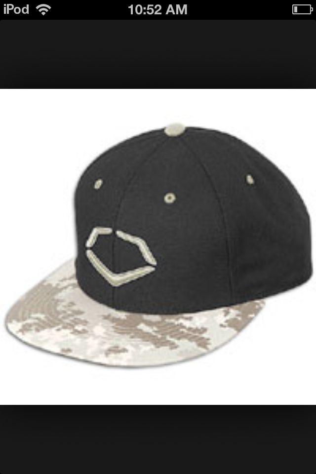 Camo Evoshield Hat