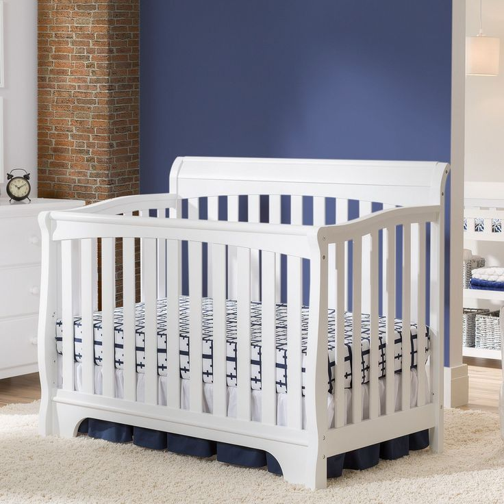 Eclipse 4-in-1 Convertible Crib