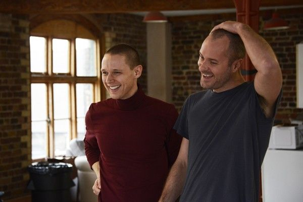Rehearsal images released for Manuel Puig's KISS OF THE SPIDER WOMAN, in a new adaptation by José Rivera and Allan Baker at London's Menier Chocolate Factory.