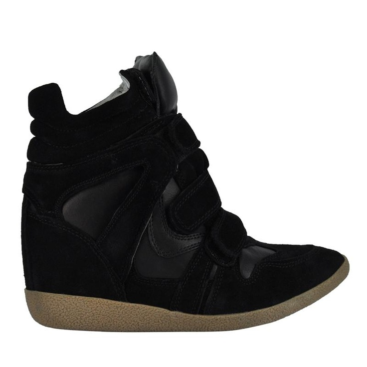 STEVE MADDEN HI TOP THREE VELCRO TS | The Shoe Company