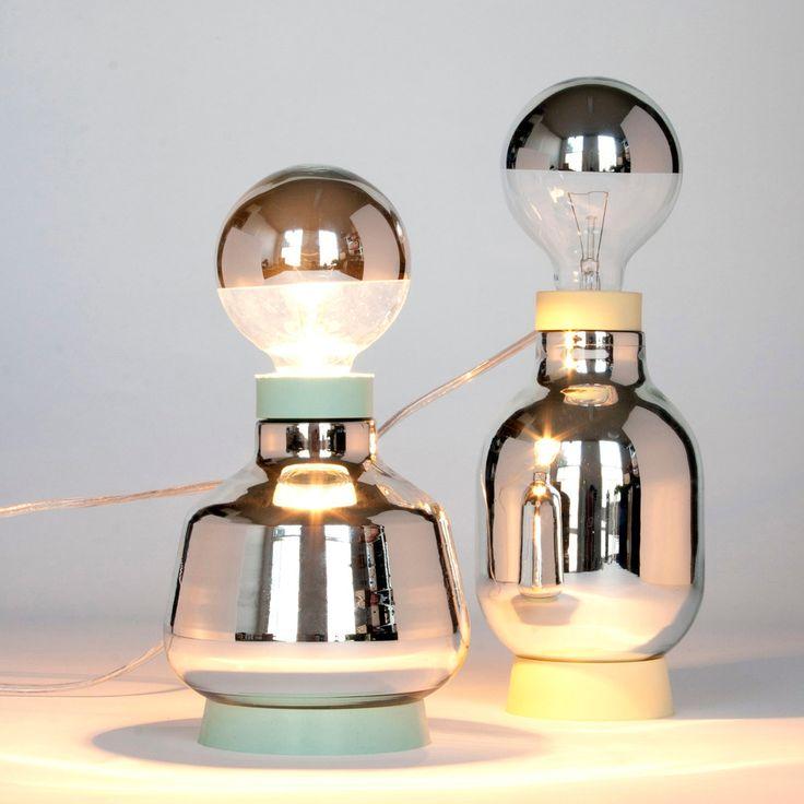 David Derksen Design — FLASK LIGHT