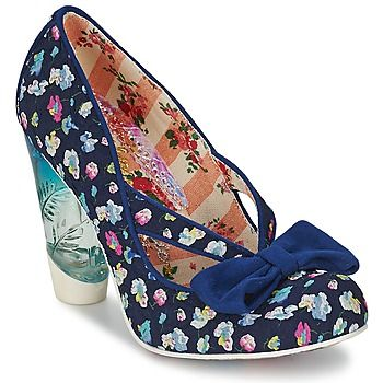 Escarpins Irregular Choice HELLO HA Marine 106.00 €