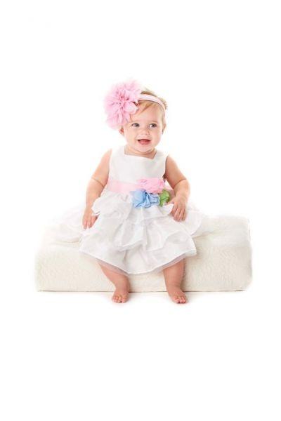 Alkalmi gyerekruha esküvőre, koszorúslány ruha www.milibaby.hu