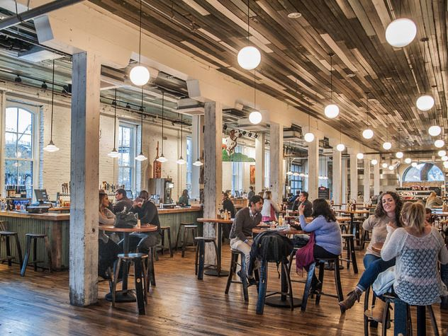 Your Guide to each floor of Acme Feed & Seed - Nashville Lifestyles