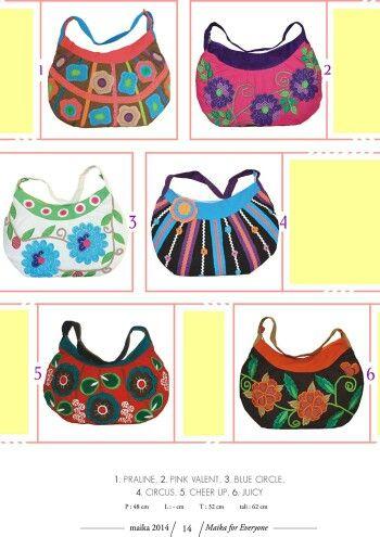 Katalog maika etnik 2014. Tas nomor 2 punya gue. Edisi tas pertama yg dipunya waktu mulai suka & mulai koleksi tas maika etnik.