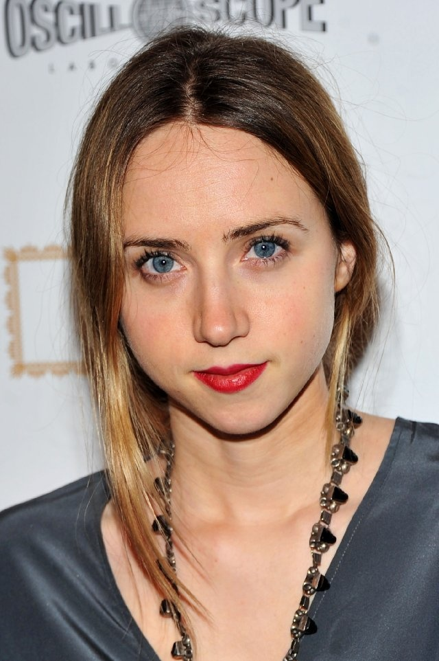Zoe Kazan is the great Elia Kazan's grand daughter. It's no wonder this young lady oozes so much talent.