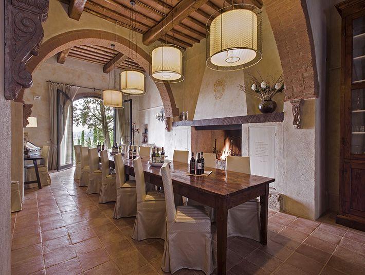 Italy Villa Rentals - Villa Rental in Barberino Val d'Elsa, Tuscany - Villa Florentine   Parker Villas