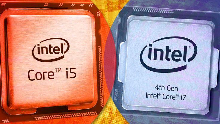 Comparing Intel Core i5 vs. i7