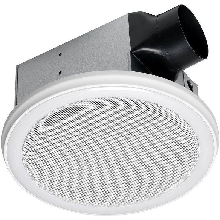 Bluetooth Ceiling Fan: 19 Best Bathroom Ceiling Exhaust Fans Images On Pinterest
