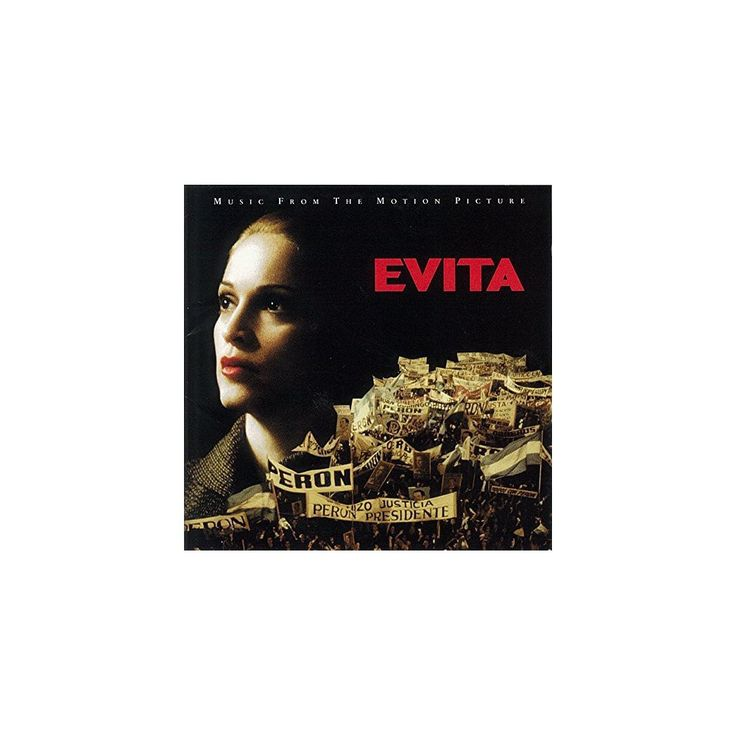 Andrew Lloyd Webber - Evita: Music from the Motion Picture (CD)