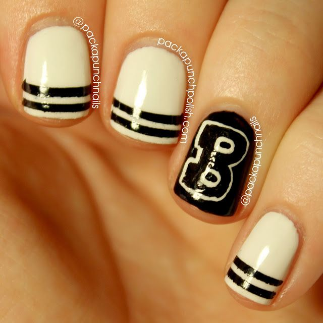 92 best School Nail Art images on Pinterest | Nail art designs, Nail ...