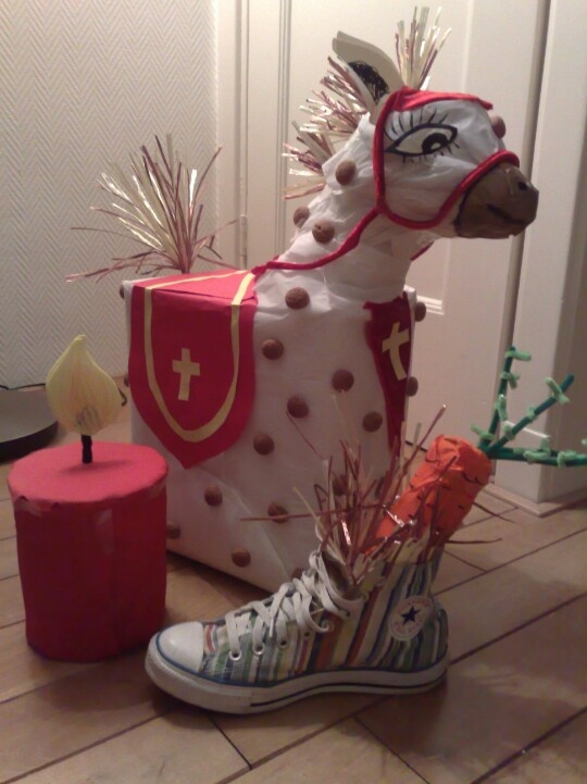 Surprises for Sinterklaas