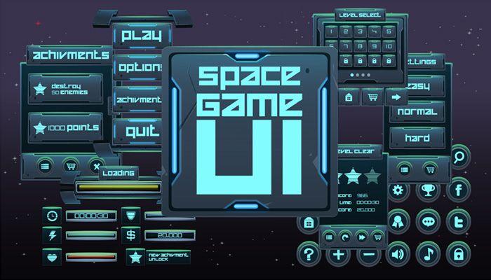 game ui - Google Search