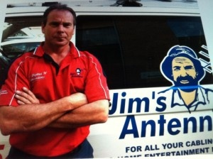 Craig Birchmore is Mitchell Parks local Jims Antenna franchisee, specialising in all aspects of antenna, cabling, home theatre and all types of TV installations and also services all surrounding suburbs.  Over the eight years of Craig's previous career he was awarded many awards for customer service and dedication .Craig's attention to detail, local knowledge and friendly nature makes him your #1 choice as your local Jims Franchisee.