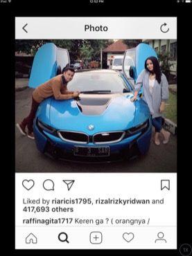 Farhat Abbas Akan Somasi Raffi Ahmad Terkait Mobil Mewahnya