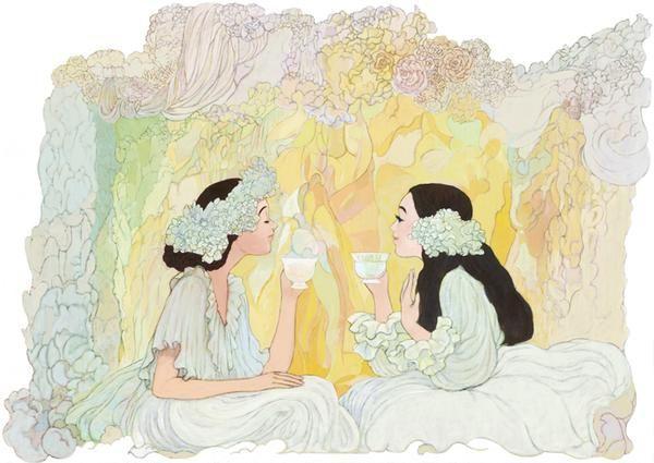 로맨티스트의 빨강머리 앤 블로그 Anne of Green Gables by Romantist : 방새미 작가의 빨강머리 앤 일러스트