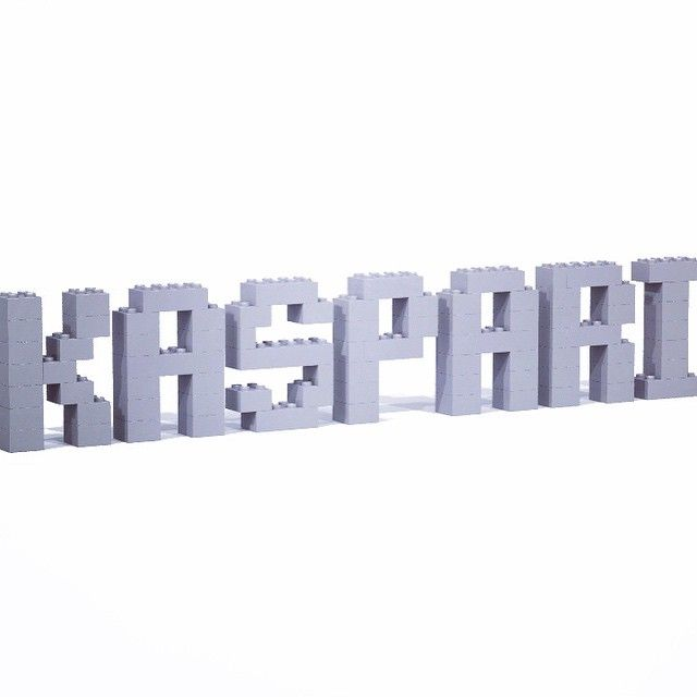 #KASPARI #lego #logo