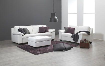 Uusromanttinen Nemo sohva / Romantic Nemo sofa www.finsoffat.fi