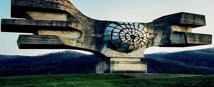Los lugares abandonados de la antigua Yugoslavia